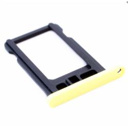 Симлоток iPhone 5С желтый