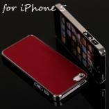 metal + chrome case iphone 5/5s