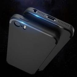 Матовый силиконовый чехол Iphone 5/5S