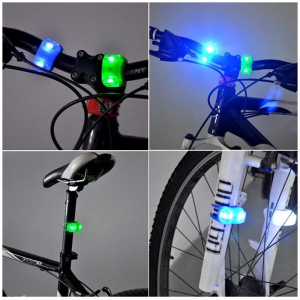Светодиодные фонарь для велосипеда своими руками 58