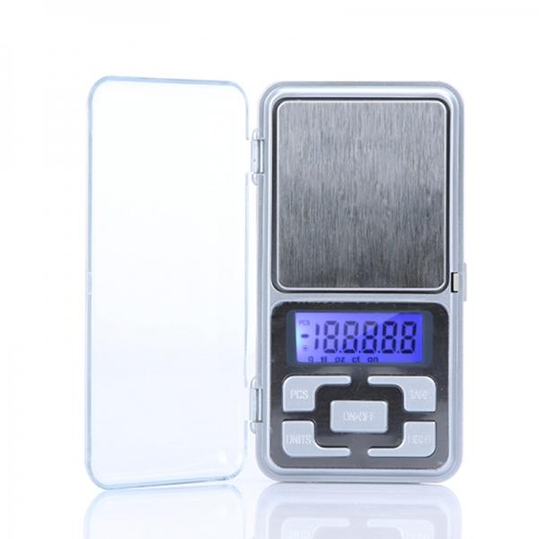 Мини-весы sititek c03 - большая грузоподъемность и высокая точность в одном приборе