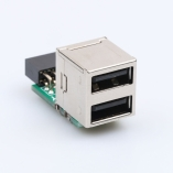 Адаптер 2хUSB2.0 - 9pin