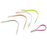 Кабель MicroUSB/USB (короткий, плоский)