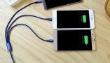 Baseus 3в1 USB / microUSB, Type-c, Lightning