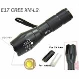 Фонарь Е17 CREE XML L2 2300 Люмен