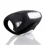 Велосипедный фонарь 7 светодиодов
