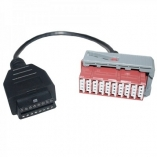 Переходник OBD2 - Peugeot, Citroen 30 pin