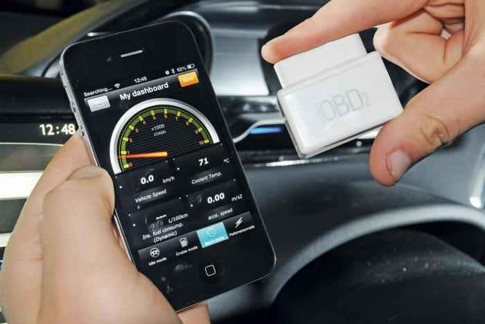Как сделать диагностику автомобиля телефоном