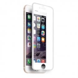 защитное стекло 5d iphone 6 plus (белый)