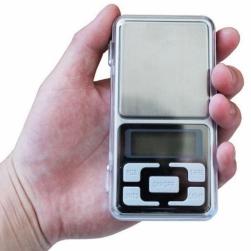 карманные весы mh-500 0,1*500гр.