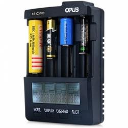 интеллектуальное зарядное устройство opus bt - c3100 v2.2