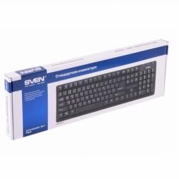 клавиатура keyboard sven standard 301 usb