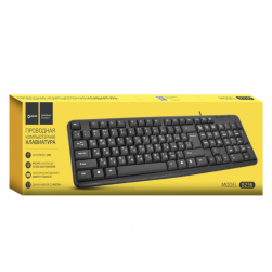 Клавиатура проводная DRM-8236-01 черный