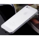 накладка ultra thin 0,2мм iphone 5