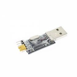 конвертер usbs-232 ttl на чипе ch340g (3.3в5в)