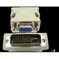 Переходник DVI-I на VGA