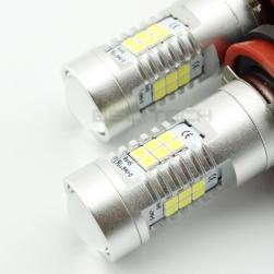 противотуманные светодиодные лампы h11