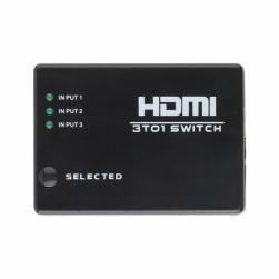 hdmi сплиттер 3-1 с пультом