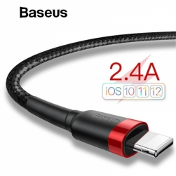 Baseus Lightning USB кабель Iphone/Ipad all 2.4A (calklf-e19)