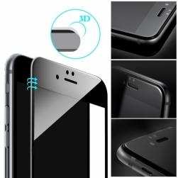защитное стекло 5d iphone 6/6s (черное)