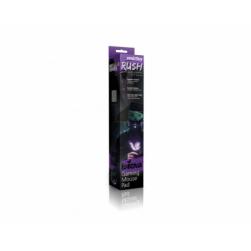 Коврик для мыши RUSH ENIGMA SBMP-10G-EN (360 x 270 x 3 mm) черный SMARTBUY