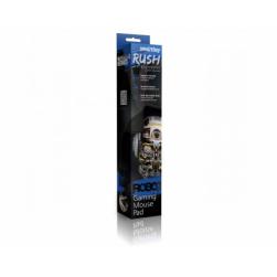 Коврик для мыши RUSH ROBOT SBMP-03G-RB (360 x 270 x 3 mm) черный SMARTBUY