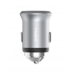 Автомобильный адаптер питания Maimi CC111 2USB 2.4A Metal