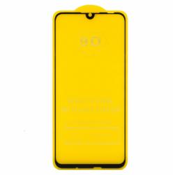 Защитное стекло Honor 10 Lite (черный) 9D тех.упаковка