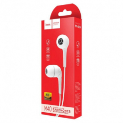 Наушники с микрофоном HOCO M40 (белый)