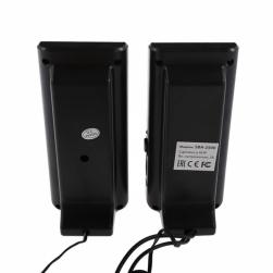 Мультимедийные стерео колонки SmartBuy FEST, мощность 4Вт, питание USB