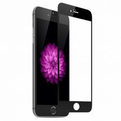 защитное стекло 5d iphone 6 plus (черный)