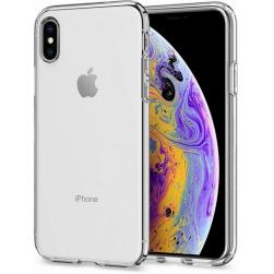 Чехол UltraThin на iPhone X/XS (прозрачный)