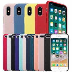 Чехол Silicone Cese на iPhone 7/8 Plus