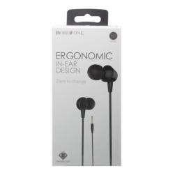 Наушники с микрофоном BOROFONE BM20 (черный)