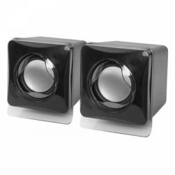 Акустическая система 2.0 Defender SPK 35 5 Вт (черный)