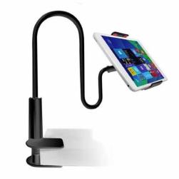 Универсальный держатель для планшета на прищепке для кровати и стола