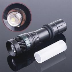 фонарь светодиодный с зумом xm-l