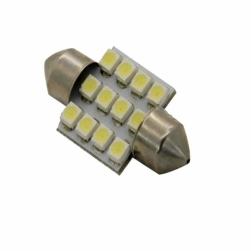 светодиодная лампа 36 мм 9 smd 5050