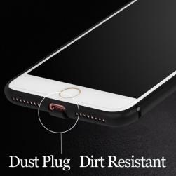 матовый силиконовый чехол iphone 6 plus