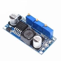 понижающий dc-dc преобразователь с регулятором тока cc/cv