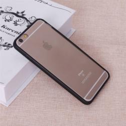 накладка с прозрачной крышкой iphone 6/6s