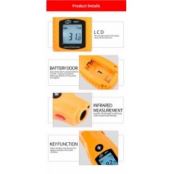 инфракрасный термометр (пирометр) gm270