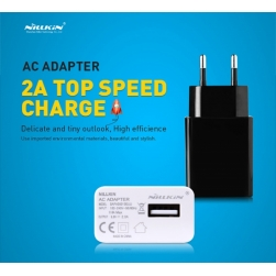 nillkin fast charge usb ac adapter 2a