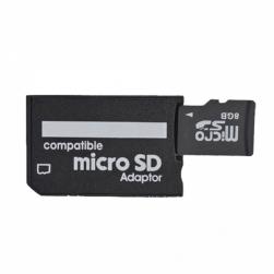 Адаптер с microSD на MS Pro Duo