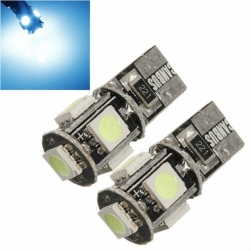 t10 501 194 168 w5w canbus led 5050