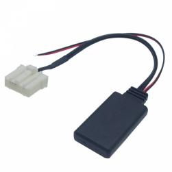 AUX Bluetooth адаптер Mazda 3,5,6