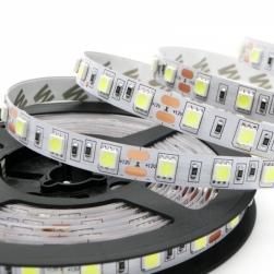 светодиодная лента smd 5050 60шт./1м. (белый) влагозащищенная