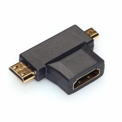 переходник hdmi-mini-micro