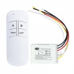 беспроводной вкл/выкл 2-х канальный ас220 в