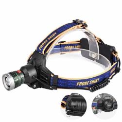 фонарь налобный probe shiny